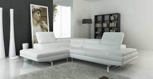 modern white sectional. Italian Leather Sofa Brands Miketechguy Com Intended For White Modern Designs 17 Sectional