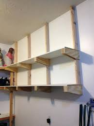 garage shelves diy new garage shelving with regard to amazing shelves for your inspiration storage throughout
