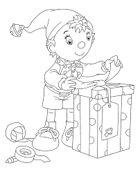 Numberjacks are on their way! Noddy Toyland Detective Colouring Pages Coloring Yesterday Dog Aria Drawing Panda Golfrealestateonline
