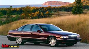 Design Notes: 1991 Chevrolet Caprice | Autos of Interest