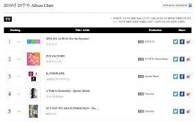 Bts Wjsn Lee Hi And More Top Gaon Weekly Charts Soompi