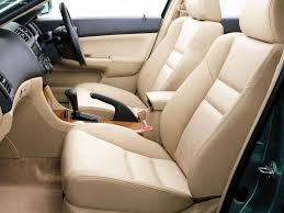 honda accord sedan 2 4tl eu 2003 interior