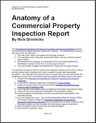 property inspection report. Perfect Report In Stock Throughout Property Inspection Report R