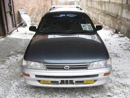 1994 Toyota Corolla Wagon Pictures For Sale