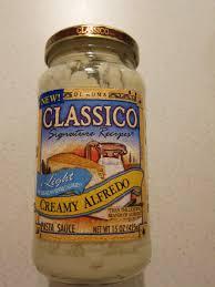 Classico Light Alfredo Classico Light Creamy Alfredo Oliepants