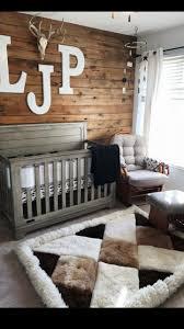 Holzwand Der Rustikalen Kinderzimmer Der Jungen
