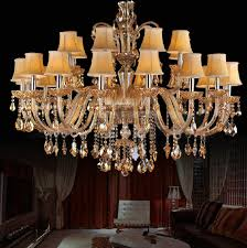 huge chandelier for living room fabric shade crystal chandelier contemporary crystal lighting with fabric lampshade multi tier chandelier gold chandelier