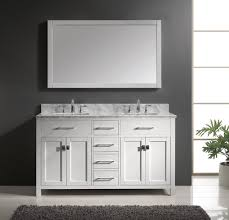 66 Inch Double Sink Bathroom Vanity P78 On Modern Home Decoration