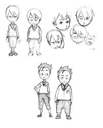 flipbook sketch 1 by patrick q