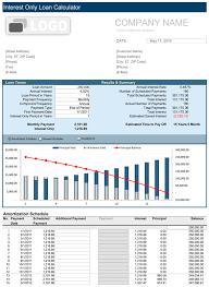 view screenshot simple interest loan calculator