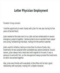 Sample Letter Of Recommendation For Medical Assistant Nurse Recommendation Letter Medicine For Med School Sample From