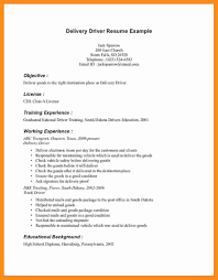 Sample Resume For Truck Driver With No Experience Resume Format For Driver Post Unique Truck Driver Cover Letter 20