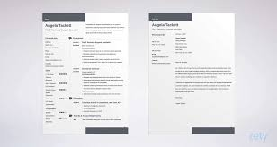 Zety Resume Builder Online Resume Builder Build Your Perfect Now