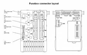 ford mondeo 2004 fuse box diagram relay information fordwiki ford focus mk1 fuse box removal ford mondeo 2004 fuse box diagram ford mondeo 2004 fuse box diagram mk1 fusebox connector pinout