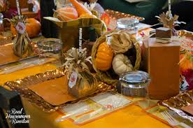 thanksgiving table centerpieces. Kids Thanksgiving Table Decor Housewives Style Centerpieces