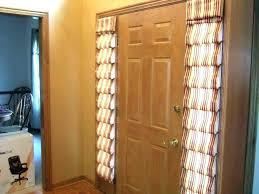 window covering for front door s s window coverings front door sidelights