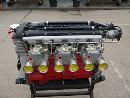 Aston Martin DB3S engine – Built by Rex Woodgate for Le Mans car ...