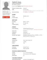 Cafenews Name info Generator Fake -