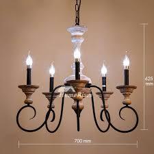 primitive chandeliers