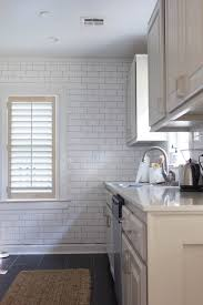 Always Rooney Before After Floor To Ceiling Subway Tile Wall In