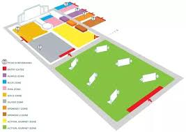 What Is The Seat Layout Of Mmrda Grounds For Global Citizen