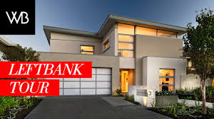 2 storey home; The Leftbank; Webb \u0026 Brown-Neaves Home Builders ...