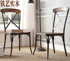 continental iron wood cafes casual outdoor restaurant dining tables and chairs combination living room antique furniture antique chair styles furniture e2