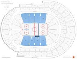 Bridgestone Arena Virtual Seating Chart Concerts 20 Abiding Bridgestone Arena Nashville Map