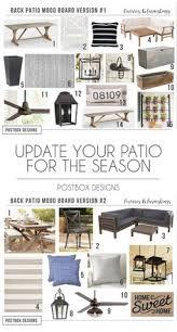 postbox designs interior e design back patio design makeover deck furniture and makeover