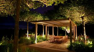 pergola lighting ideas design. Pergola Lit At Night - Marcus Barnett Landscape And Garden Design Lighting Ideas I