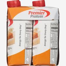 premier protein shake nutrition label top label maker