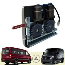 mercedes sprinter twin motored electric sliding door system kit
