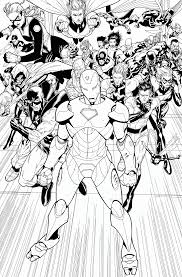 Captain America Coloring Pages Civil War High Quality Coloring