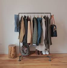 Wardrobe Coat Rack