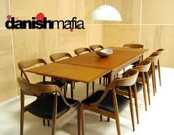 mid century teak dining table1 mid century teak dining table