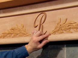 wood appliques for furniture. Wood Appliques Add Decorative Touch To Mantel For Furniture