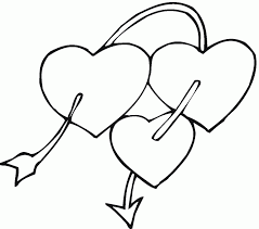 9 free and creative coloring pages for kids of all ages. Broken Heart Coloring Pages Coloring Home
