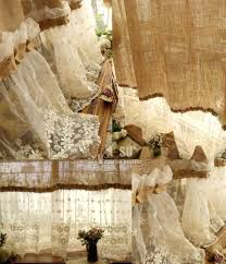 awesome image ruffled burlap curtain the caldwell project for shower ideas and popular burlap shower curtain