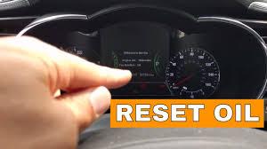2011 Kia Optima Dash Lights Kia Optima Reset Oil Reminder