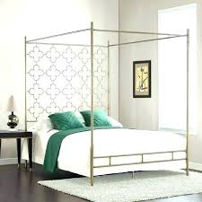 Canopy Bed Frame Ikea Image Of Wood Canopy Bed Frame – sureplumb.info