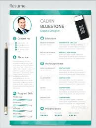 Graphic Design Resume Templates Graphic Designer Resume Template ...