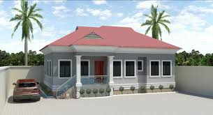 Architectural Design At It Best Smart Homese Properties Nigeria. Feb Three  Bedroom ...