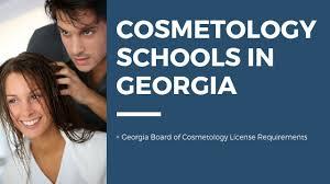 georgia state board of cosmetology