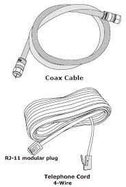 how to switch landline phone to digital phone cables and cords for installing digital home phone