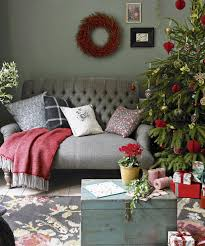 christmas living room decorating ideas. Fine Christmas Greenchristmaslivingroomwithdecorations In Christmas Living Room Decorating Ideas I