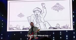 adam sandler s new bar mitzvah song is instantly iconic