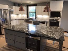 photo of yellow van handyman tacoma wa united states new granite countertops