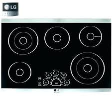 electric range top. Electric Stove Cooktops Glass Cookware Full Image For Range Top Replacement Lg
