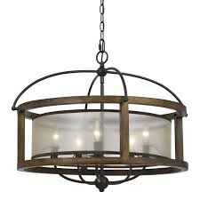 awesome cal lighting for interior lights decorating ideas cal lighting 5 light drum chandelier for