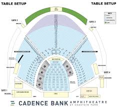 Cadence Bank Amphitheatre At Chastain Park Upcoming Shows In